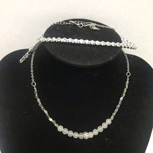 Guess Jewelry Bundle Anklet & Choker